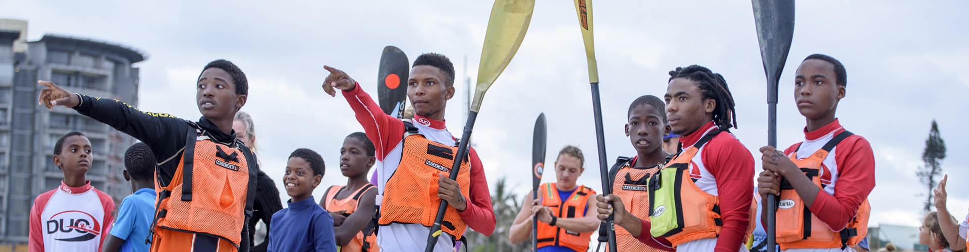 Umnini development paddlers star